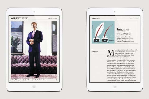 DIE ZEIT iPad App